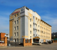 Гостиничный комплекс Островок